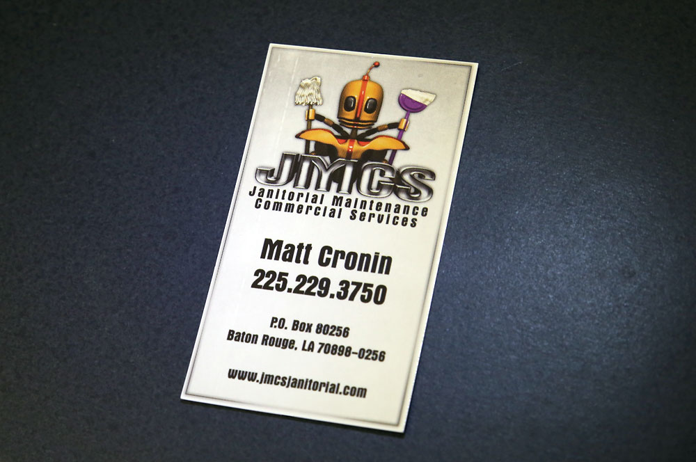 JMCS business card design