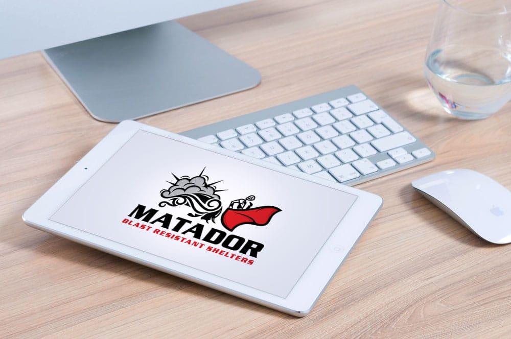 Matador Logo Design